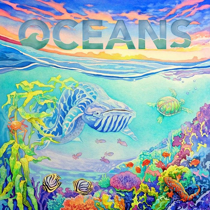 настольная игра Oceans Океаны
