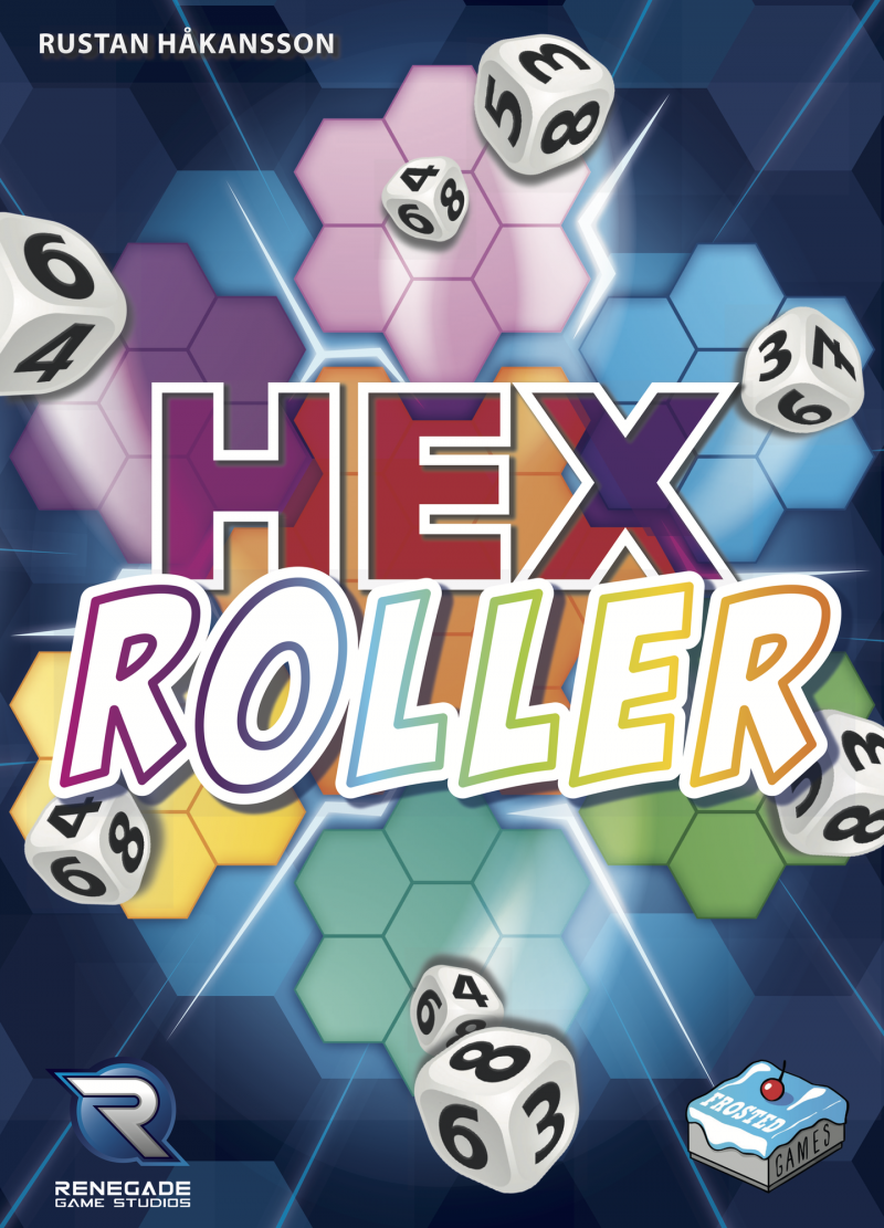 настольная игра HexRoller