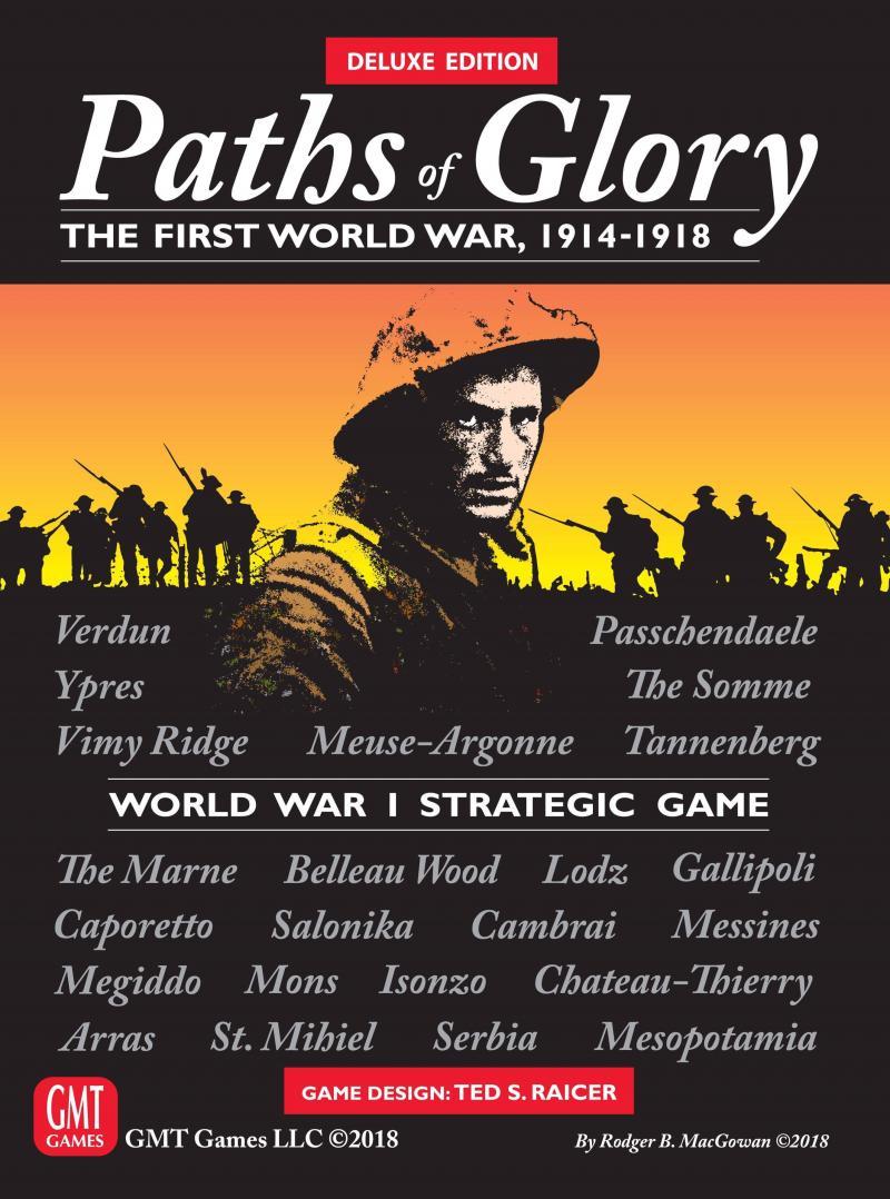 настольная игра Paths of Glory Пути Славы