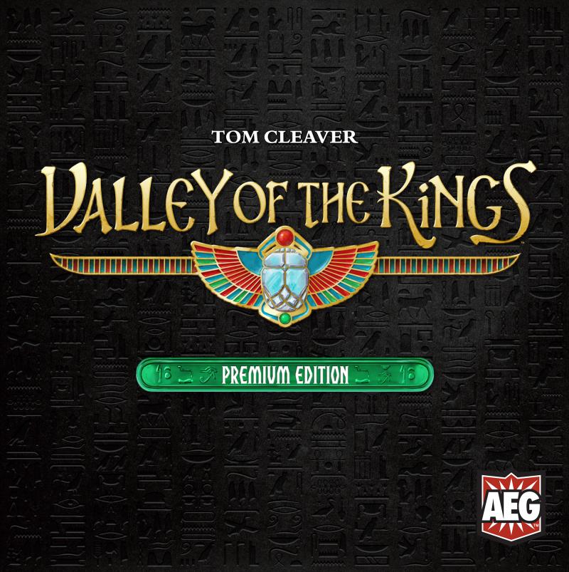 настольная игра Valley of the Kings: Premium Edition Долина Королей: Премиум-версия
