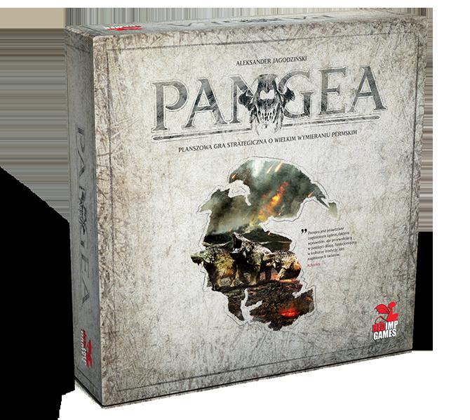 настольная игра Pangea Пангея