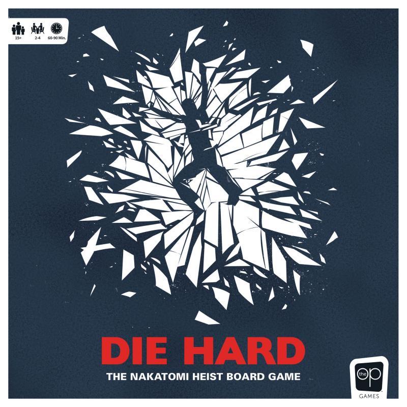 настольная игра Die Hard: The Nakatomi Heist Board Game Die Hard: настольная игра Nakatomi Heist