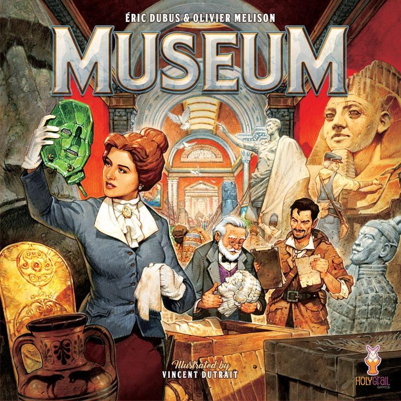 настольная игра Museum Музей