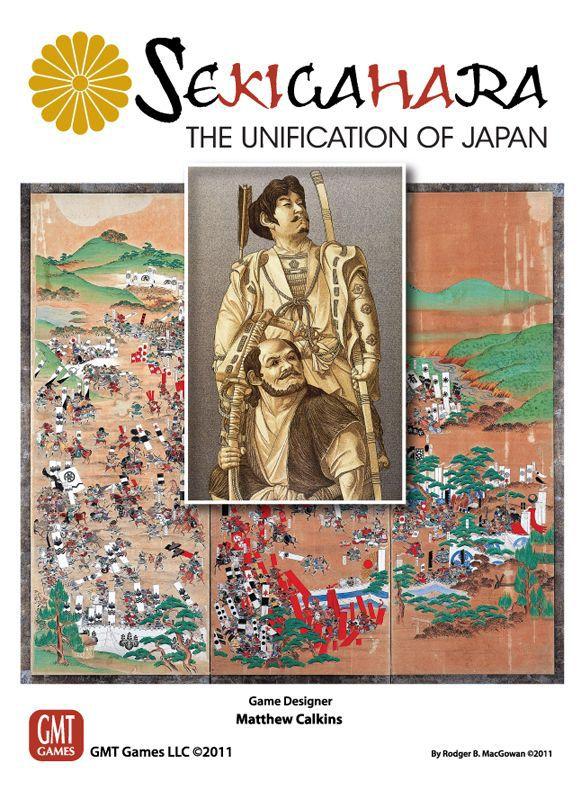 настольная игра Sekigahara: The Unification of Japan Секигахара: объединение Японии