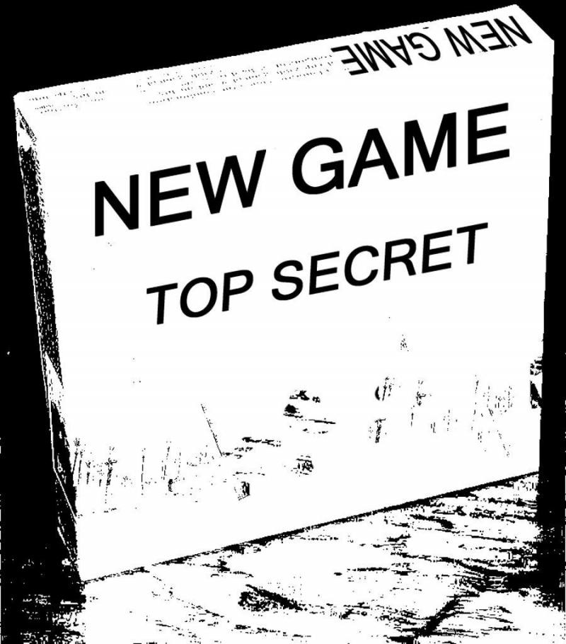 настольная игра Unpublished Prototype Неопубликованный прототип