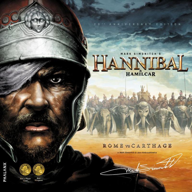 настольная игра Hannibal & Hamilcar Ганнибал и Гамилькар