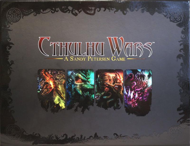 настольная игра Cthulhu Wars Ктулху Войны
