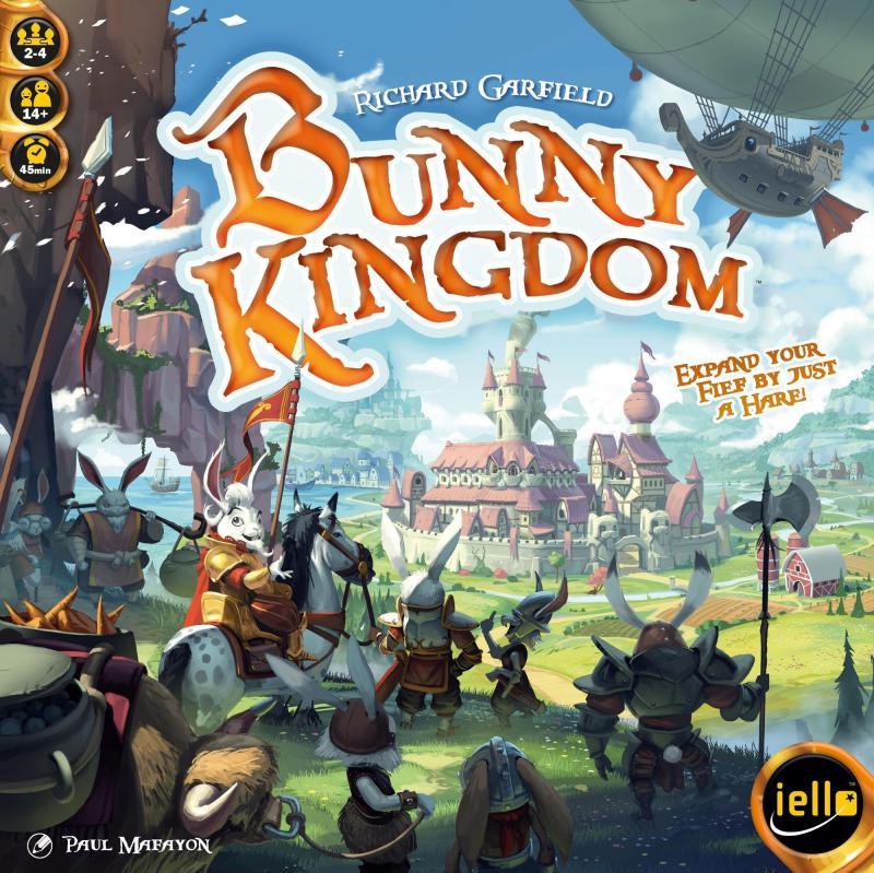настольная игра Bunny Kingdom Кролик королевство