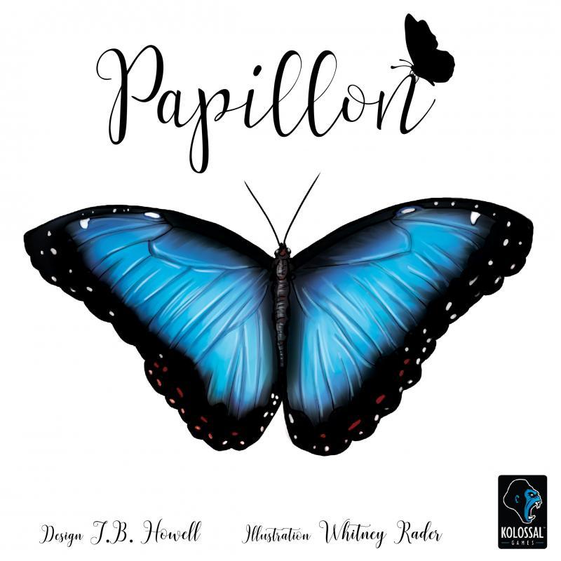 настольная игра Papillon Папиллон
