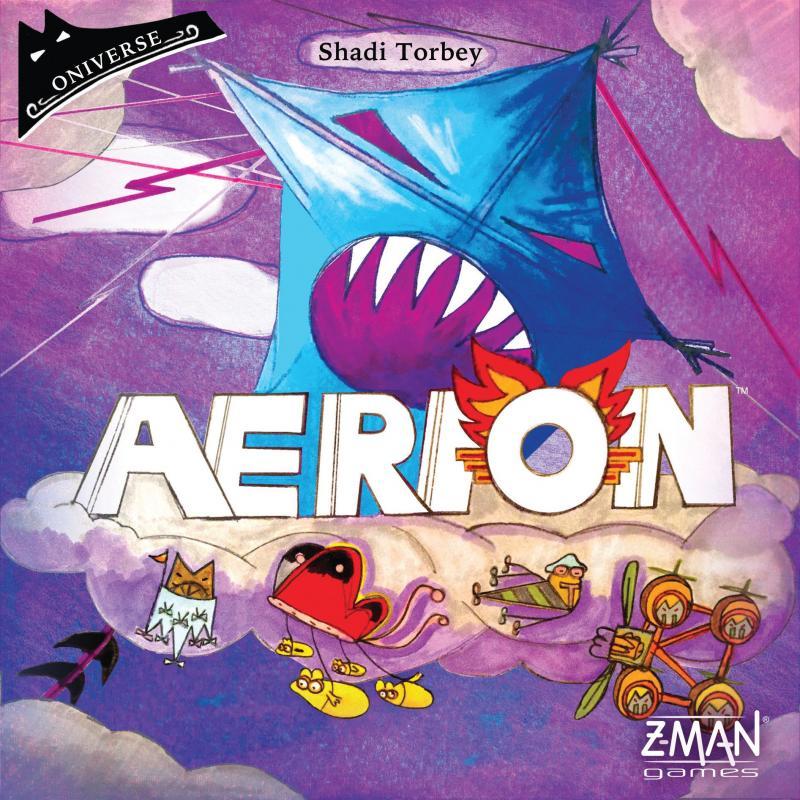 настольная игра Aerion