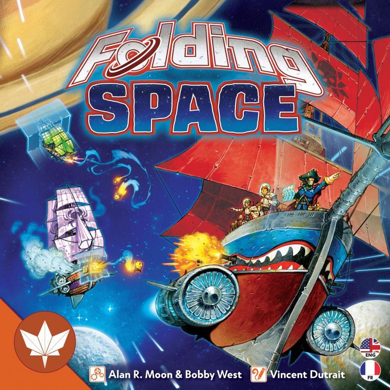 настольная игра Folding Space Складное пространство
