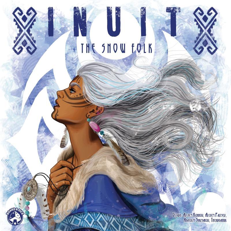 настольная игра Inuit: The Snow Folk Инуиты: Снежный Народ