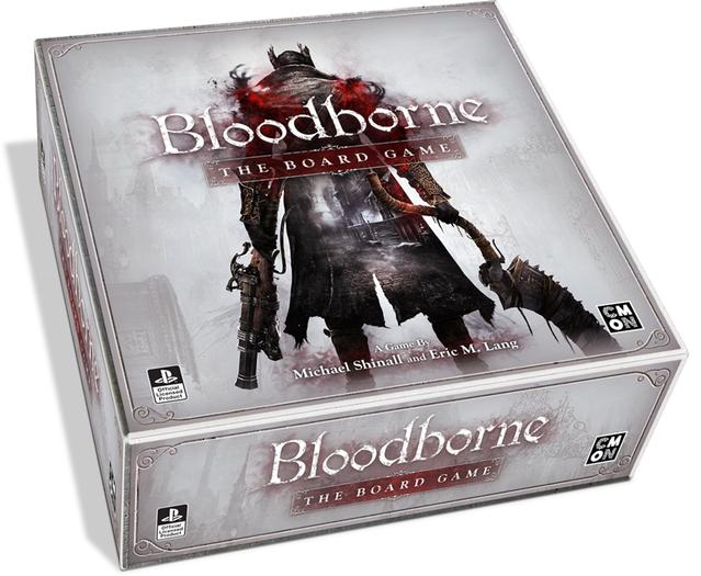 настольная игра Bloodborne: The Board Game Bloodborne: настольная игра