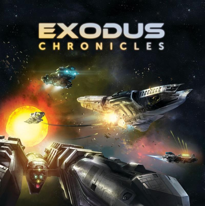 настольная игра Exodus Chronicles Исход Хроники