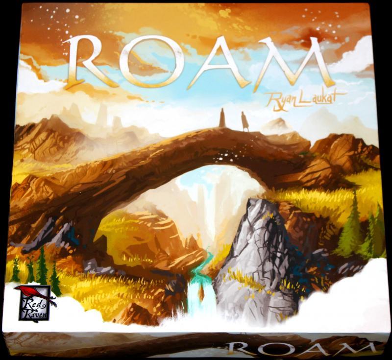 настольная игра Roam Странствовать