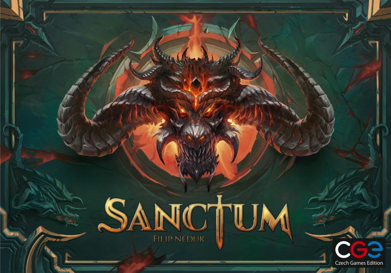 настольная игра Sanctum Святилище