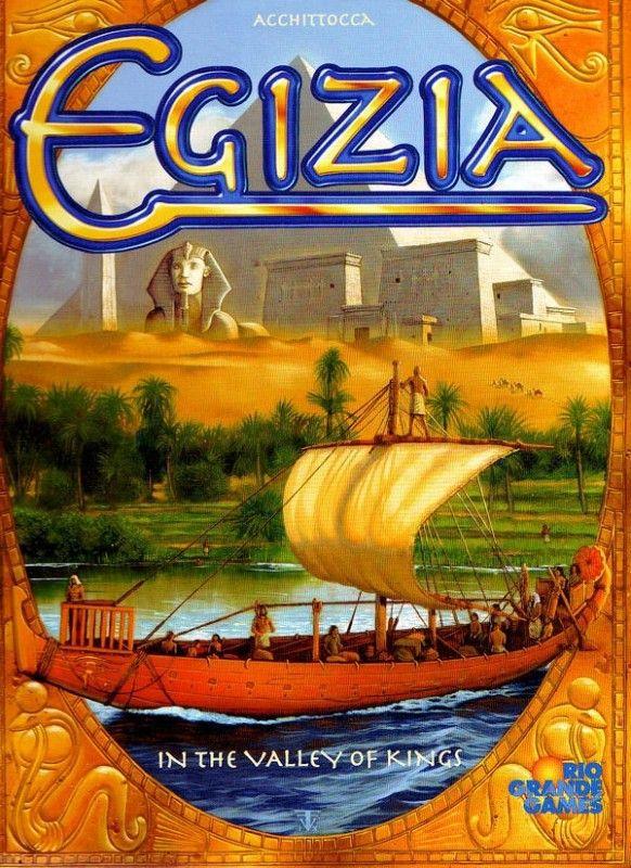 настольная игра Egizia Египтянин