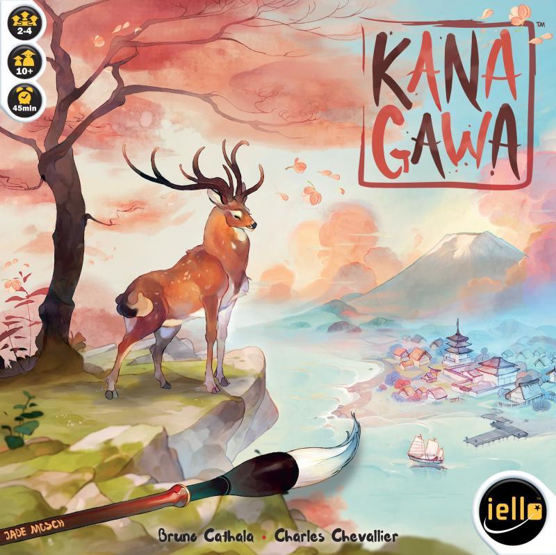 настольная игра Kanagawa Канагава