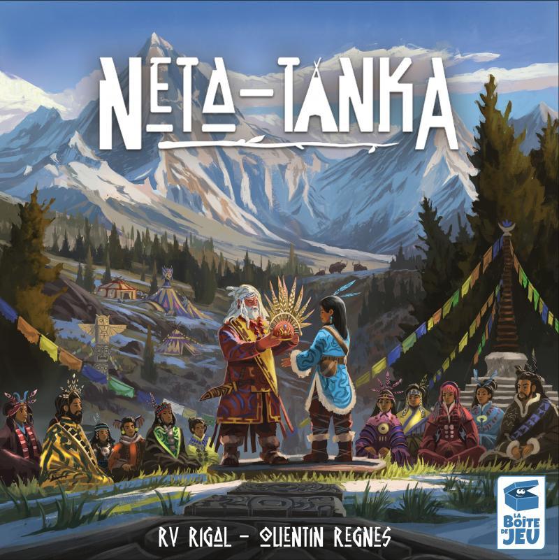 настольная игра Nētā-Tanka Net-Thin