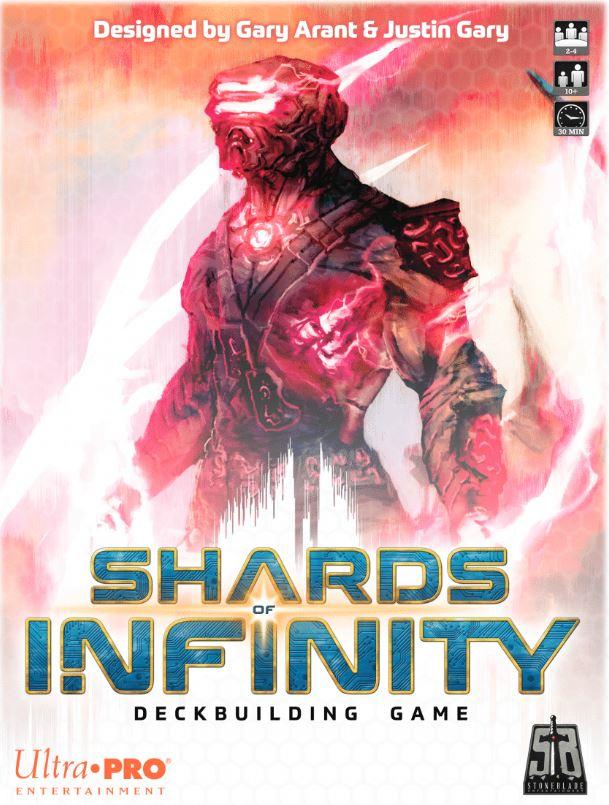 настольная игра Shards of Infinity Осколки Бесконечности