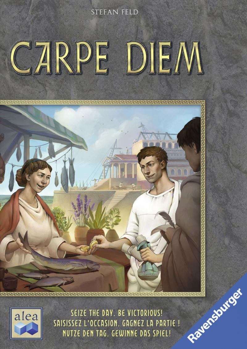 настольная игра Carpe Diem
