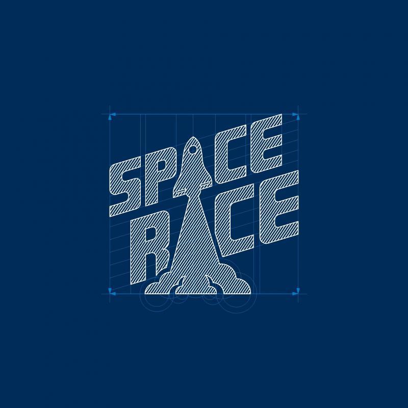 настольная игра Space Race Космическая гонка