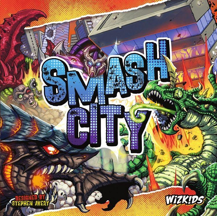 настольная игра Smash City