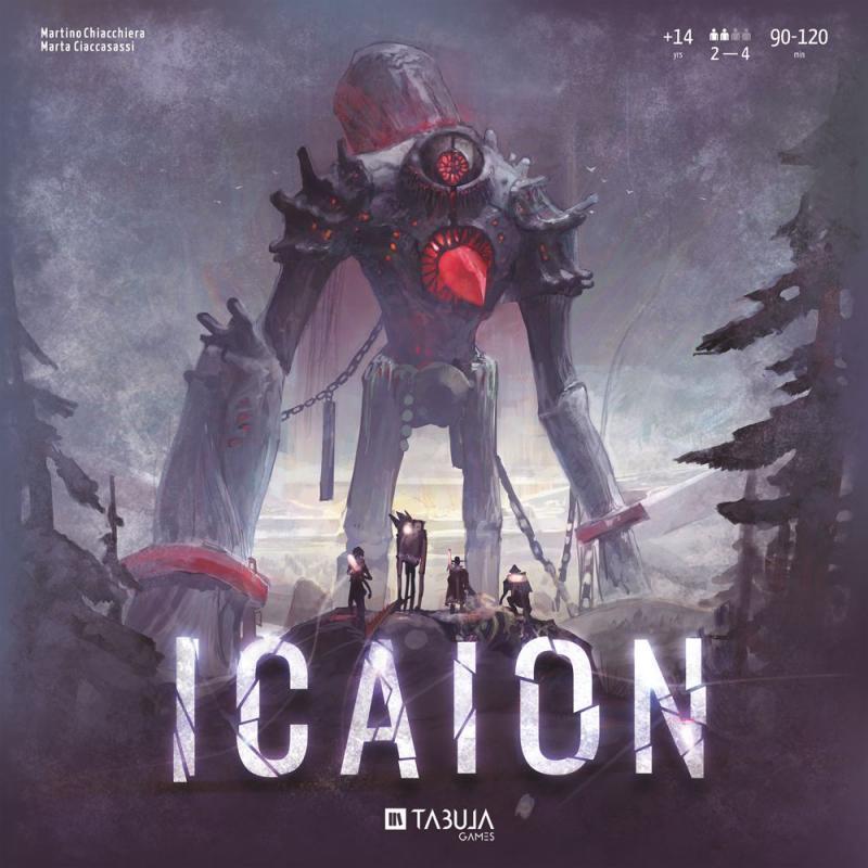 настольная игра Icaion