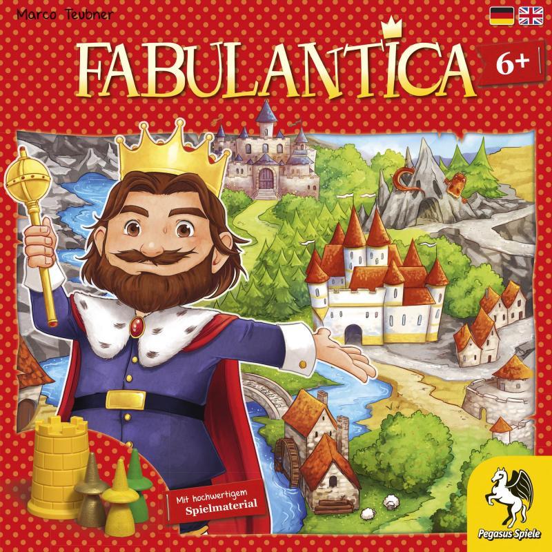 настольная игра Fabulantica