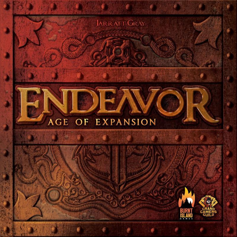 настольная игра Endeavor: Age of Expansion