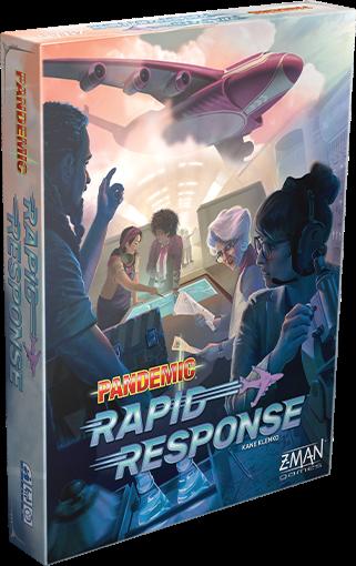 настольная игра Pandemic: Rapid Response Пандемия: быстрый ответ