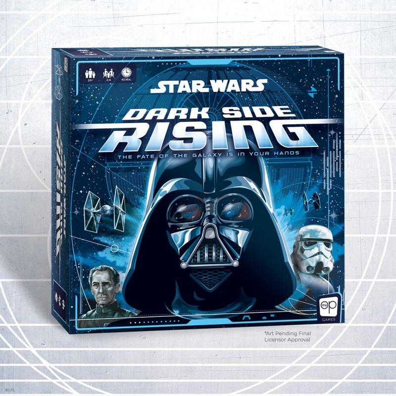 настольная игра Star Wars: Dark Side Rising Звездные войны: восстание темной стороны