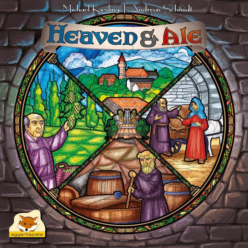 настольная игра Heaven & Ale Небеса и Эль