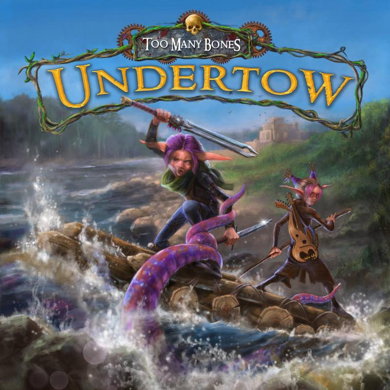 настольная игра Too Many Bones: Undertow Слишком много костей