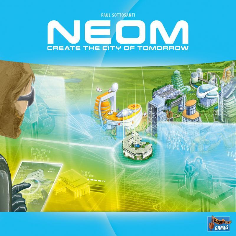 настольная игра NEOM