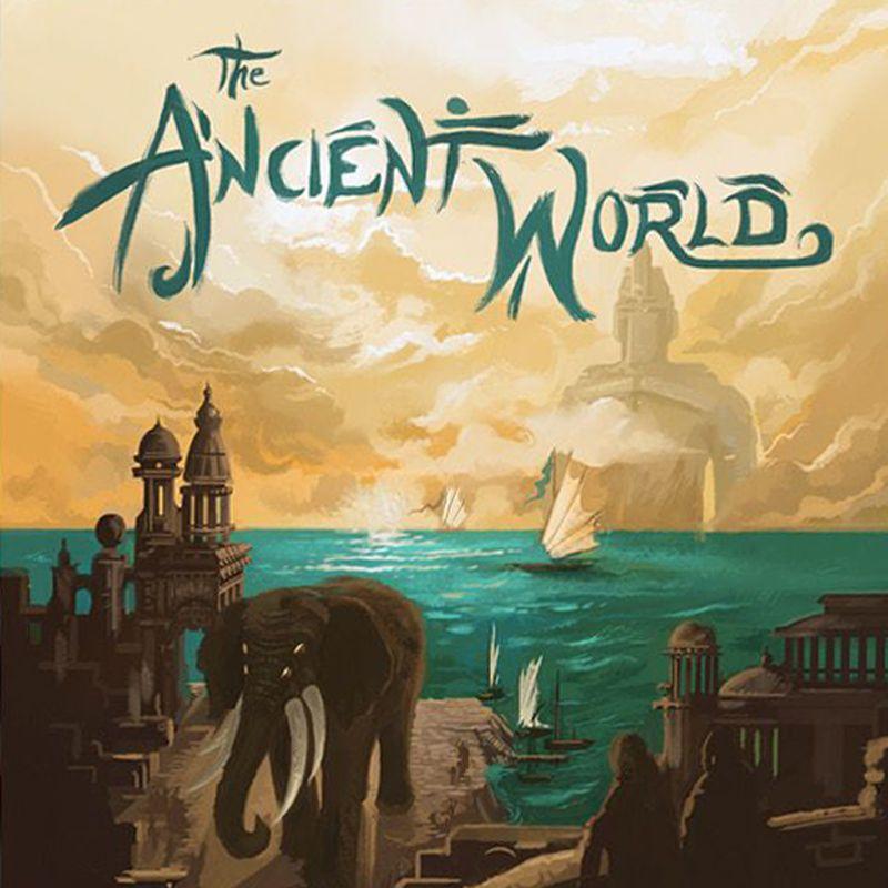 настольная игра The Ancient World (Second Edition) Древний мир (второе издание)