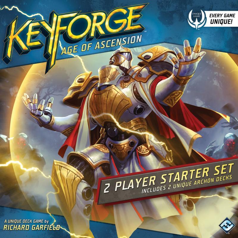 настольная игра KeyForge: Age of Ascension KeyForge: возраст вознесения