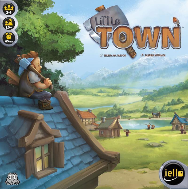 настольная игра Little Town Маленький город