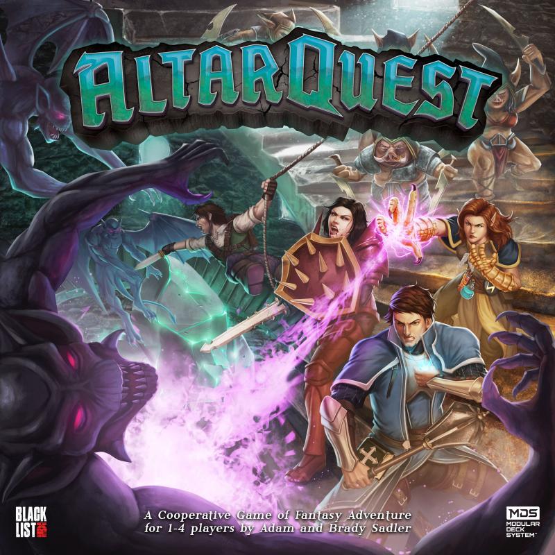 настольная игра Altar Quest Алтарь Квест