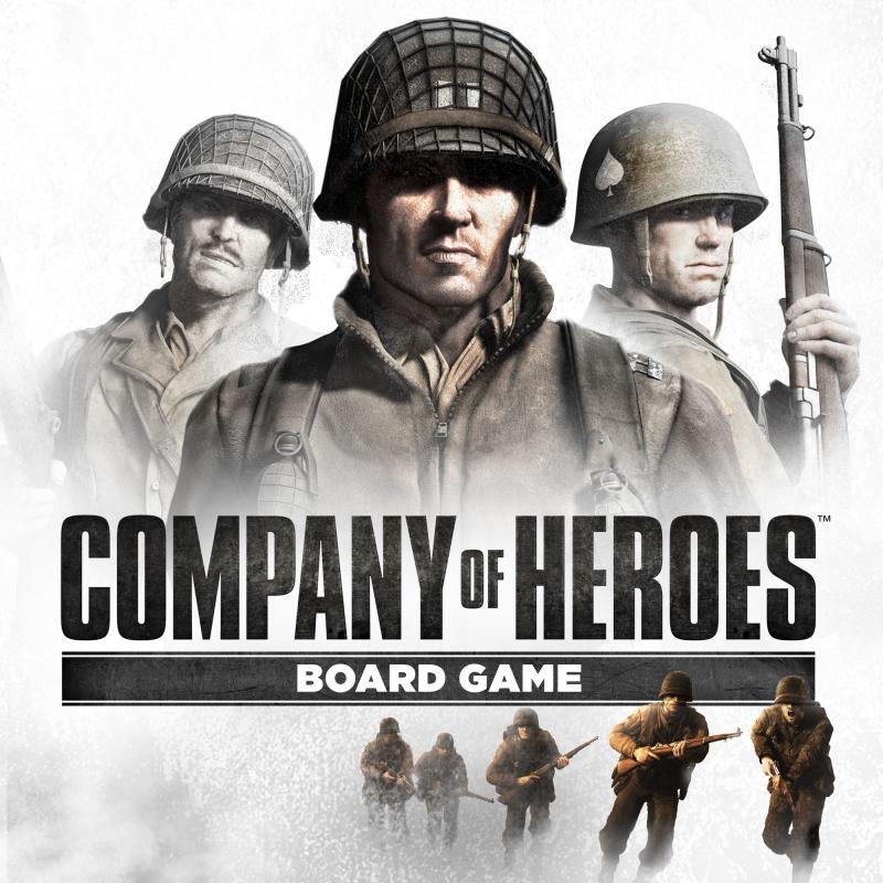 настольная игра Company of Heroes Компания героев