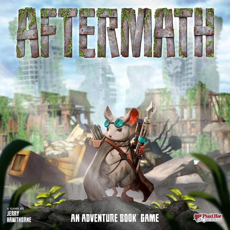 настольная игра Aftermath Отава