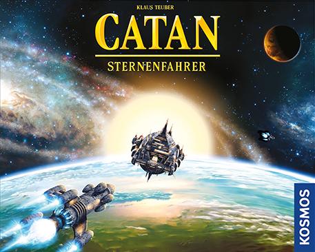 настольная игра Catan: Starfarers Катан: Звездные