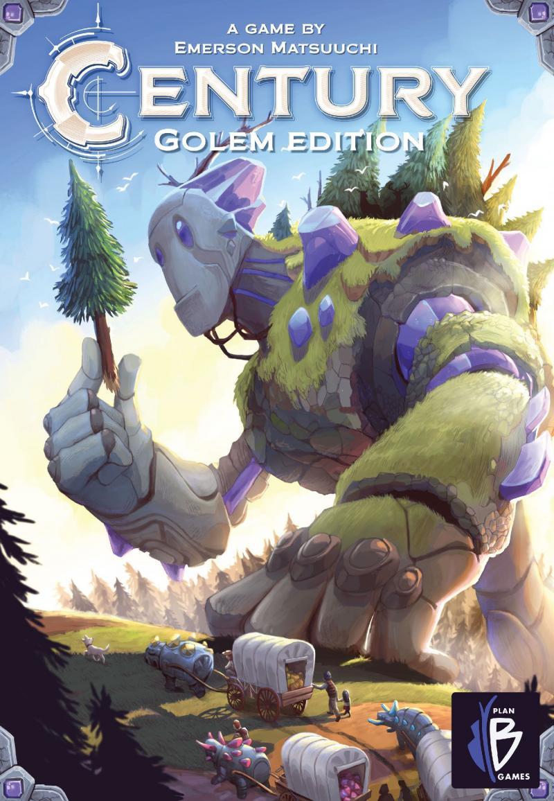 настольная игра Century: Golem Edition Век: Голем Издание