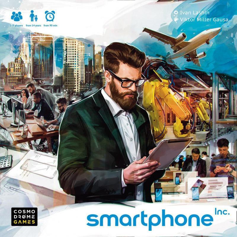 настольная игра Smartphone Inc. Смартфон Inc.