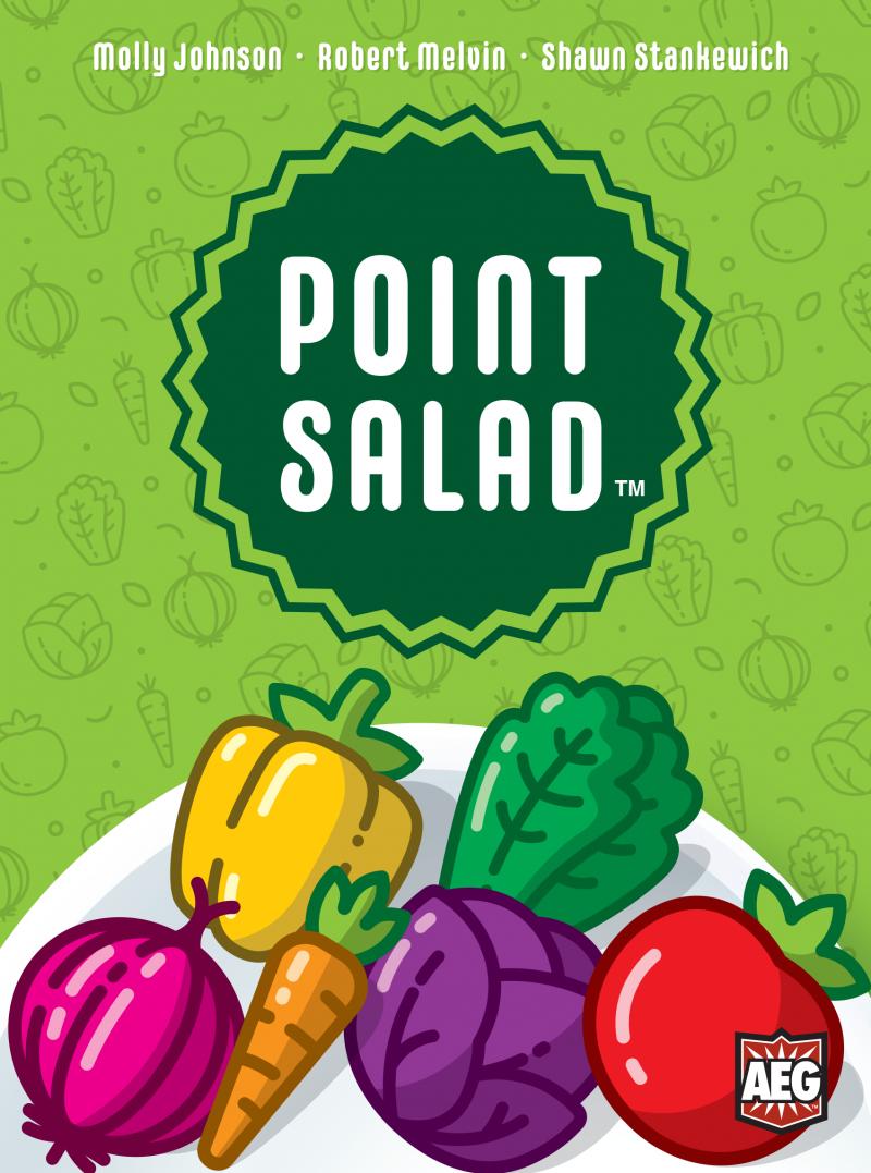 настольная игра Point Salad Пойнт Салат