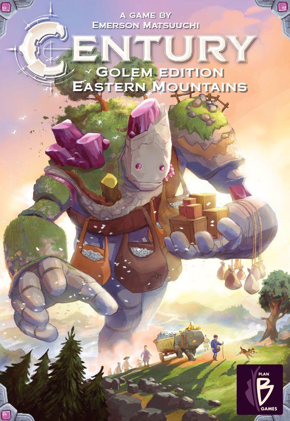 настольная игра Century: Golem Edition – Eastern Mountains Век: Издание Голема - Восточные Горы