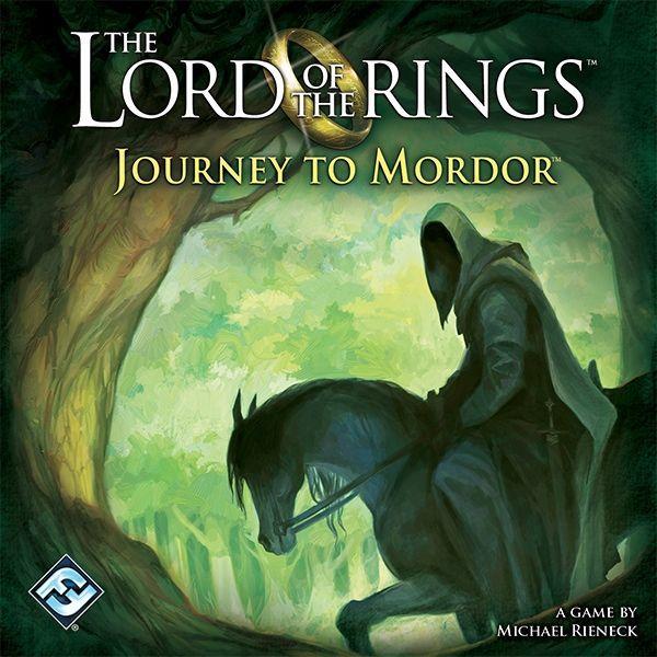настольная игра The Lord of the Rings: Journey to Mordor Властелин колец: путешествие в Мордор