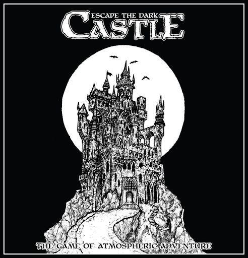 настольная игра Escape the Dark Castle Избежать темного замка
