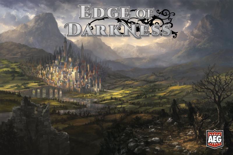 настольная игра Edge of Darkness Грань тьмы