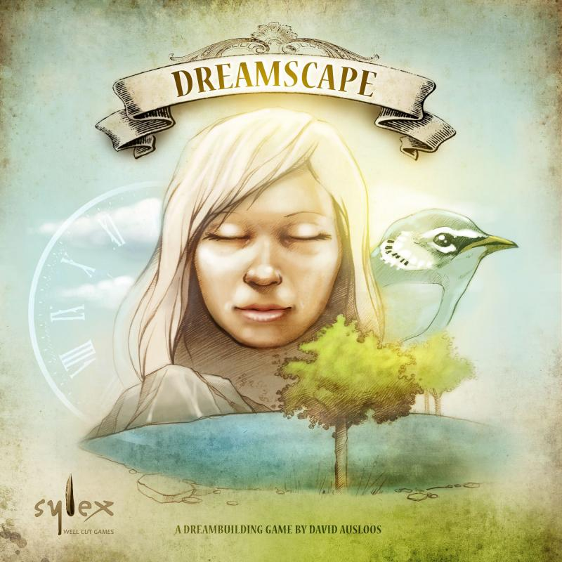 настольная игра Dreamscape